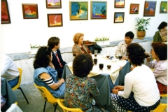 1996 -- Vuzrajdane Gallery, Plovdiv, Bulgaria