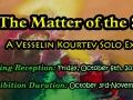 Vesselin Exhibition Banner