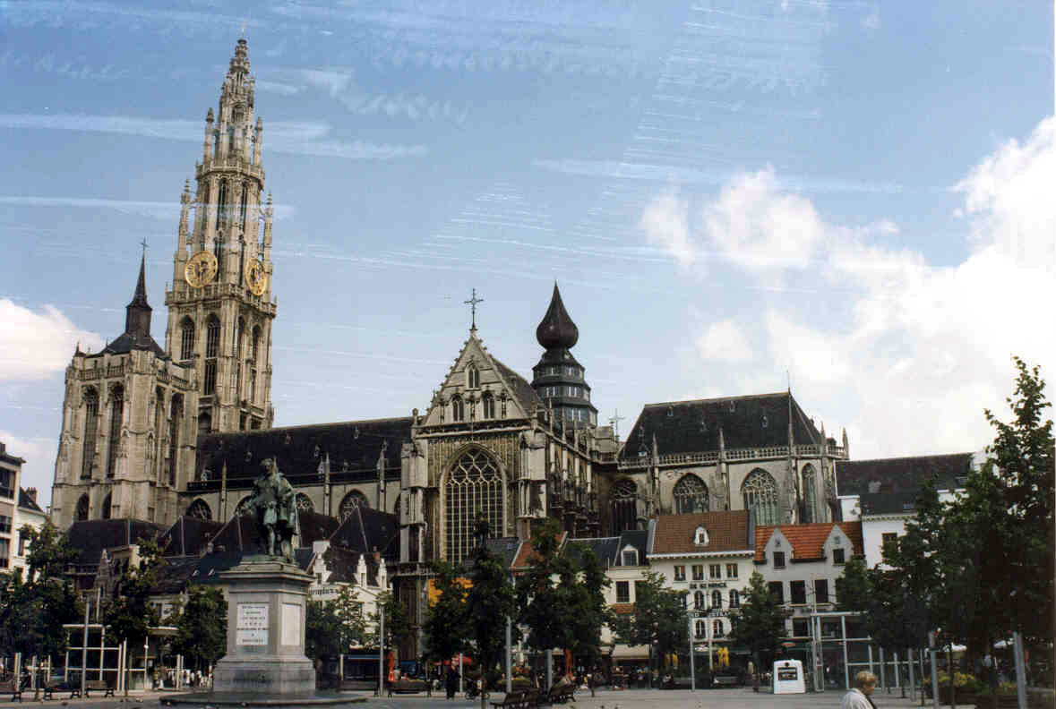 Antwerp, BE
