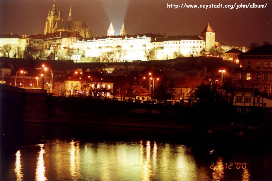 Prague, AU